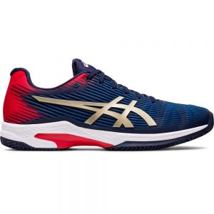Asics Gel-Solution Speed FF (CC) Peacoat/Champagne Men's Shoe