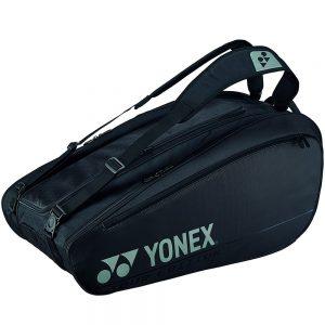 Yonex Pro 9 Pack Black Bag