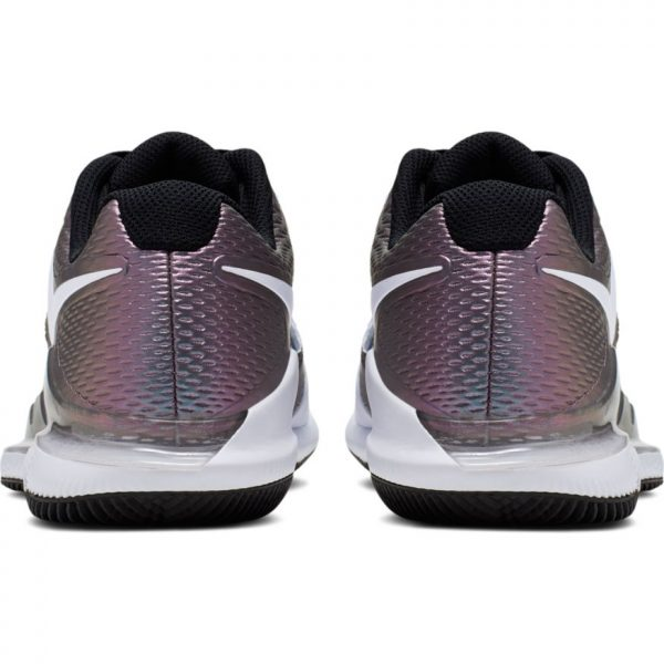 Nike Women's Air Zoom Vapor X White/Black/Psychic Purple