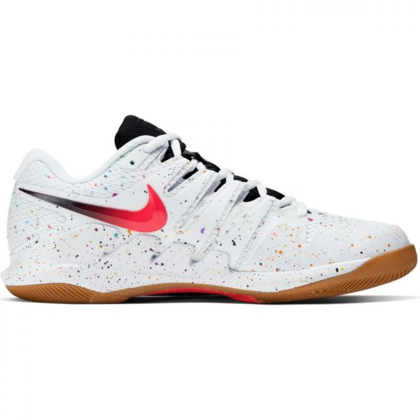 Nike Air Zoom Vapor X White/Crimson/Aqua Men's Shoe
