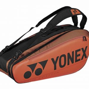 Yonex Pro 9 Pack Copper Orange