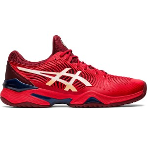Asics Court FF 2 Classic Red Men's Shoe