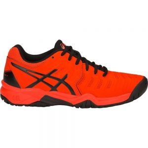 Asics Gel-Resolution 7 Junior Cherry Tomato