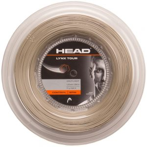 Head Lynx Tour Champagne 125 String Reel