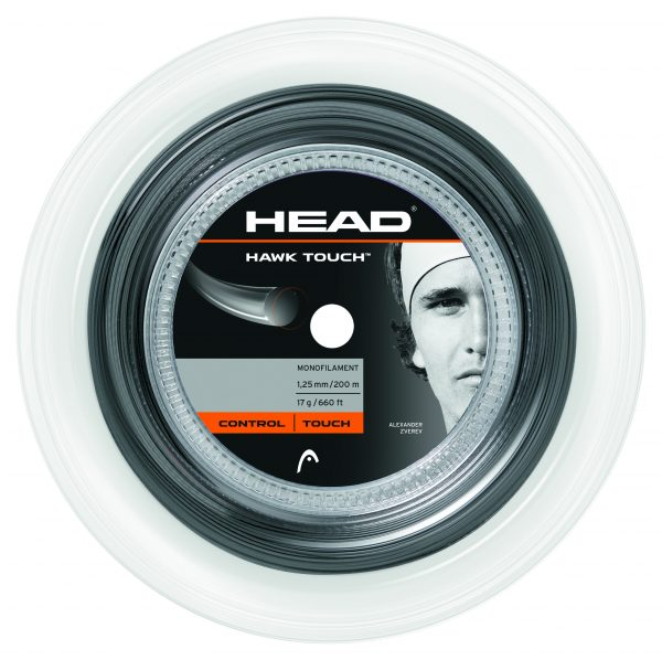 Head Hawk Touch 125 Tennis String Reel 200m