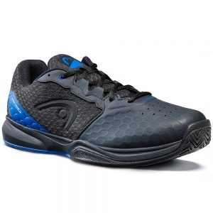 Head Revolt Team 3.5 Anthracite/Royal Blue Men's Shoes