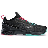 Head Sprint SF AC Black/Teal Men's Shoe