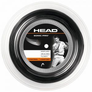 Head Sonic Pro 125 Black Reel