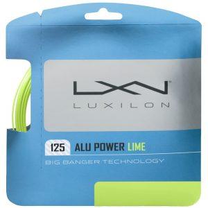 Luxilon ALU Power 125mm Lime Set