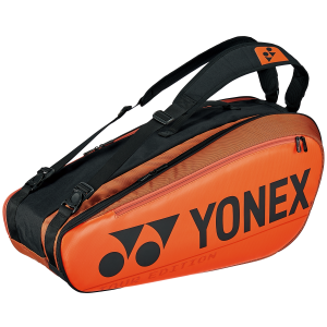 Yonex Pro 9 Pack Copper Orange Bag
