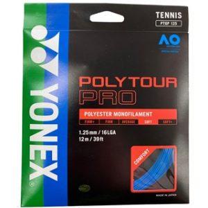 Yonex Poly Tour Pro 125 Blue Set