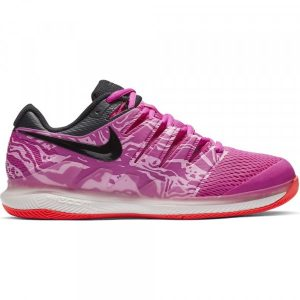 Nike Air Zoom Vapor X womens tennis shoes sale Fuchsia/Black/Pink