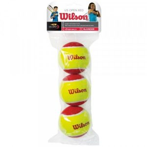 Wilson Starter Red balls 3 Pack