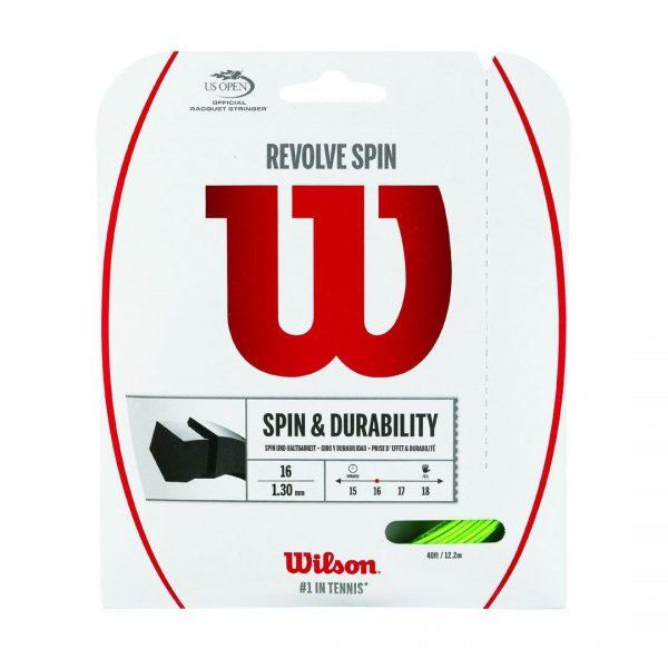 Wilson Revolve Spin 1.30 Set