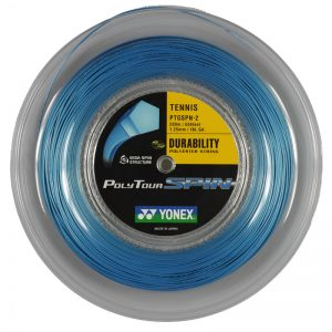 Yonex Poly Tour Spin 1.25 Blue Tennis Reel