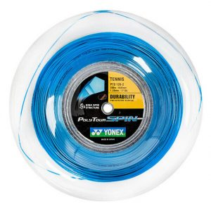 Yonex Poly Tour Spin 1.20 Blue Tennis Reel