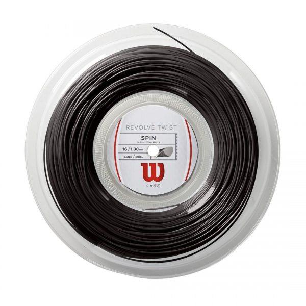 Wilson Revolve Twist 1.30 Black Reel