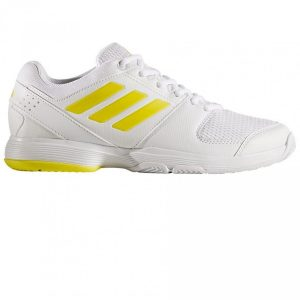 Adidas Barricade Women's Yellow/White
