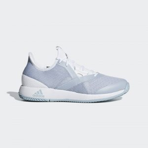 Adidas Adizero Defiant Bounce Women's Cloud White/Ash Grey