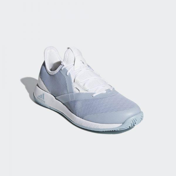 Adidas Adizero Defiant Bounce Women's Cloud White/Ash Grey