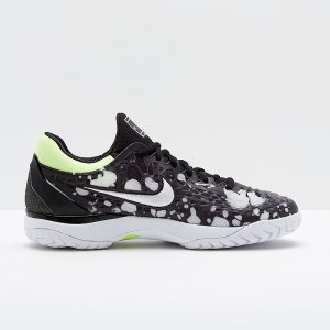 Nike Air Zoom Cage White/Volt Glow