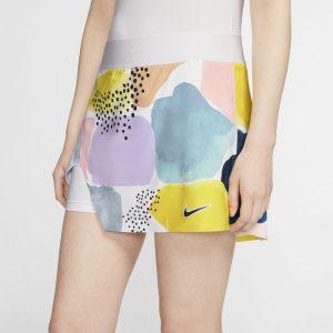 Nike Court Wrap Skirt White