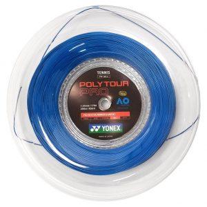 Yonex Poly Tour Pro 125 Blue 200m Reel