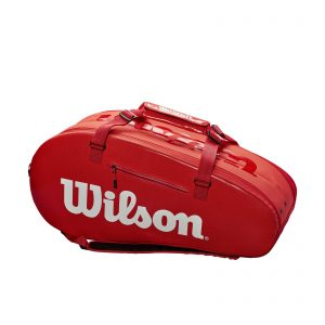 Wilson Super Tour 2 Compartment 6PK Tennis Bag