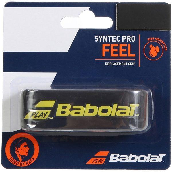 Babolat Syntec Pro Grip Black/Yellow