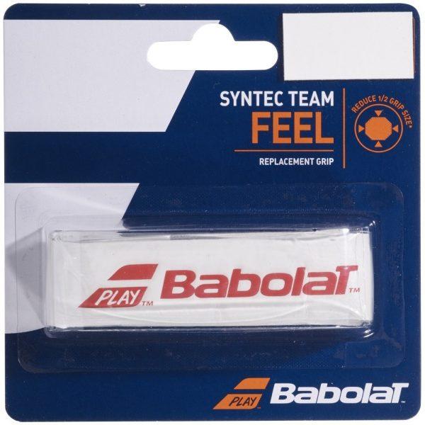 Babolat Syntec Team Grip White/Red