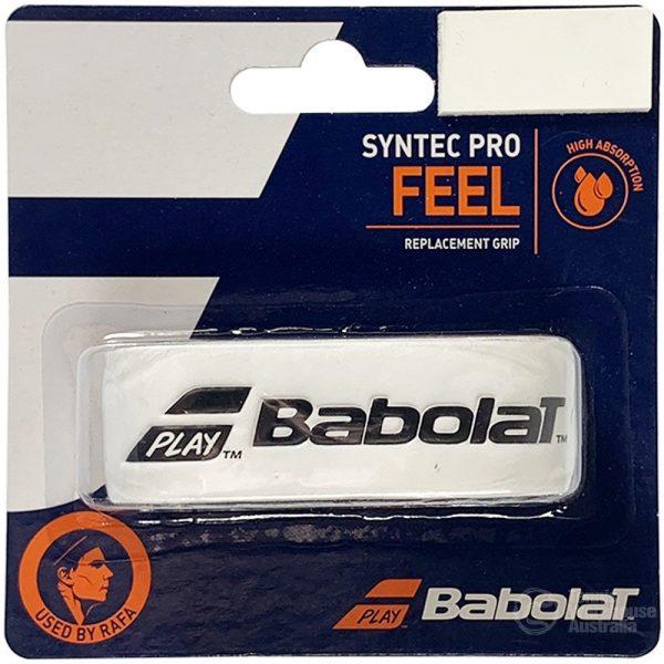 Babolat Syntec Pro Grip White
