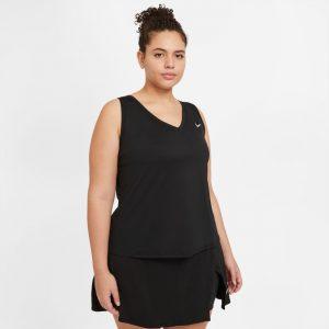 Nike Court Victory Women's Tennis Tank Black