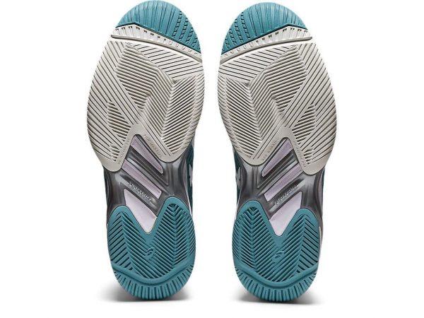 Asics Solution Speed FF 2 Smoke Blue Women's Tennis Shoes