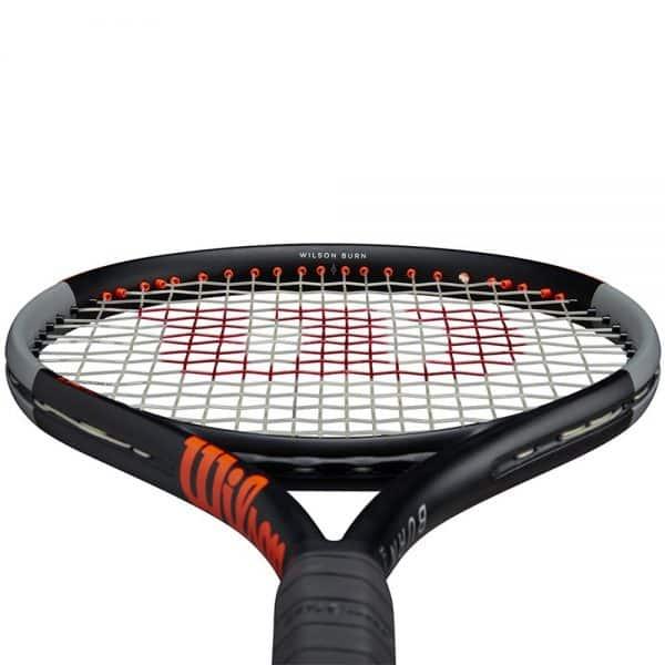 Wilson Burn 100LS v4 Tennis Racquet