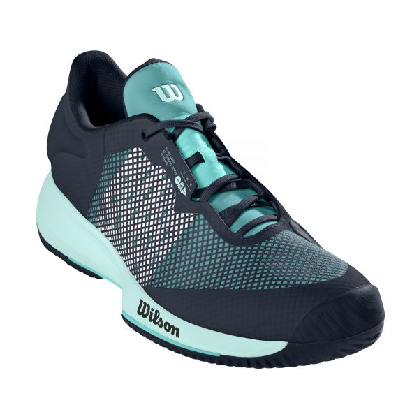 Wilson Kaos Swift AC Outer Space Women's Tennis Shoe
