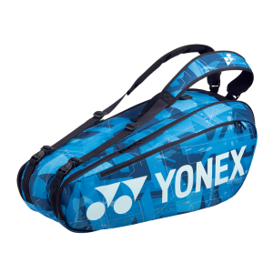 Yonex Pro 6 Racquet Water Blue Tennis Bag