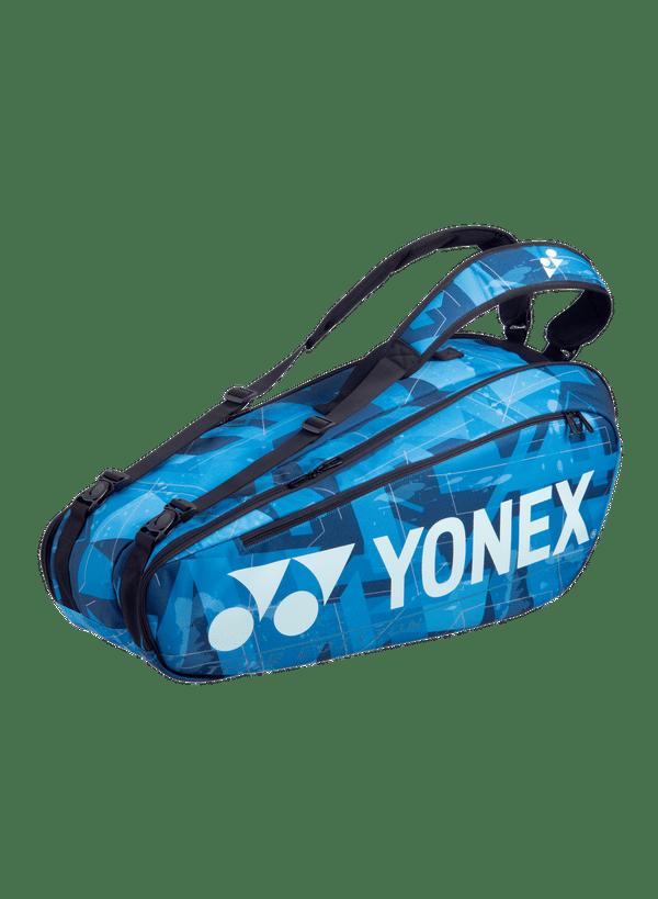 Yonex Pro 6 Racquet Water Blue Tennis Bag