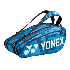 Yonex Pro 9 Racquet Water Blue Tennis Bag