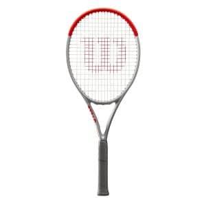 Wilson Clash 100 Special Edition Silver Tennis Racquet