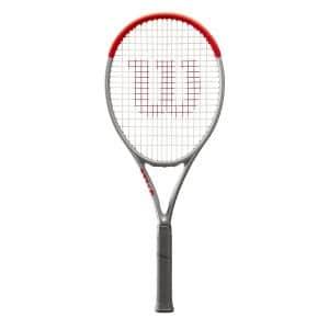 Wilson Clash 100 Pro Special Edition Silver Tennis Racquet