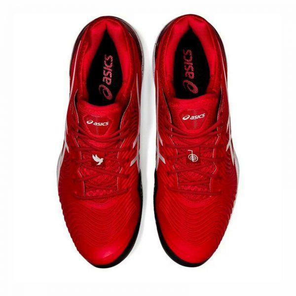 Asics Court FF Novak L.E. Men's Tennis Shoes ( SZ US 9.5 & US 13 ONLY)